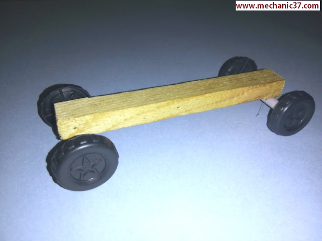 Build A Car Chassis In Hindi