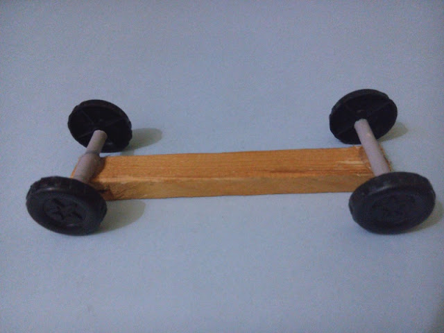 Build A Car Chassis and testing