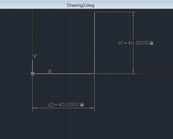 आप coordinates के through line draw करते है