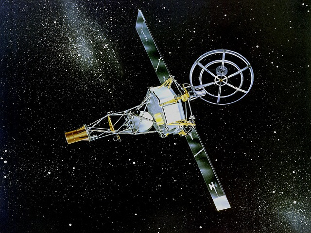 mariner 2 first successfull space craft venus पर पहुचने वाला