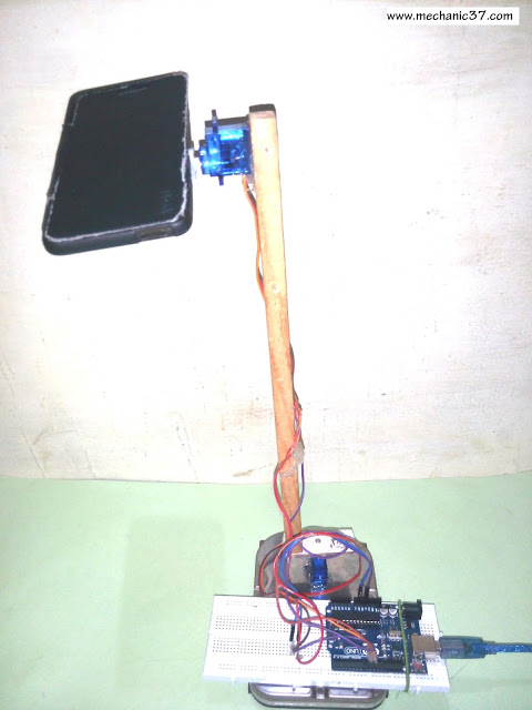 Android Mobile Camera Stand