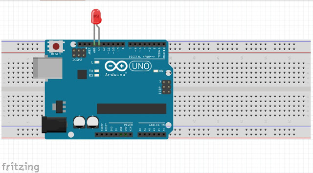 Arduino Led Circuit and Programming