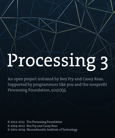 start and launch processing