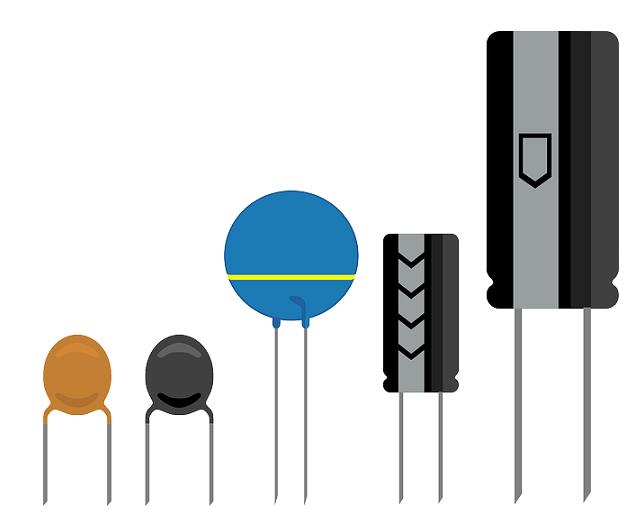 Capacitor कितने types के होते है
