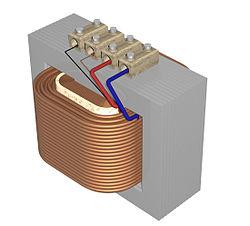 Iron Core Inductor hindi में
