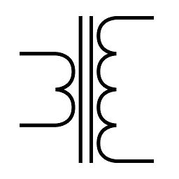 ट्रांसफार्मर का चिन्ह